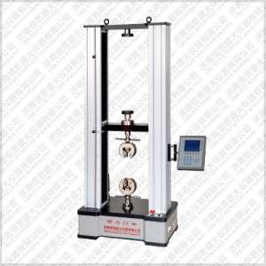 四平包塑软管拉伸试验机